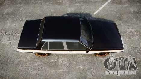 Willard Watch Dogs Black Viceroys pour GTA 4 est un droit