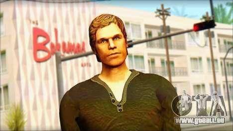 New Dexter für GTA San Andreas dritten Screenshot