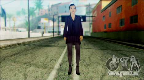 Sofybu from Beta Version pour GTA San Andreas