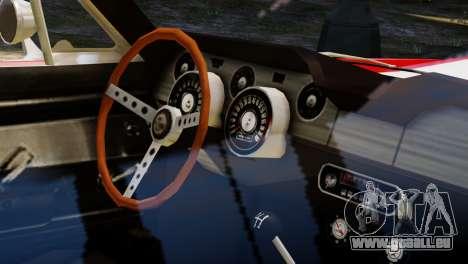 Shelby Cobra GT500 1967 für GTA 4 Seitenansicht