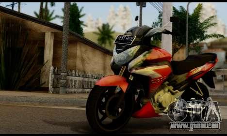 Honda CS1 für GTA San Andreas