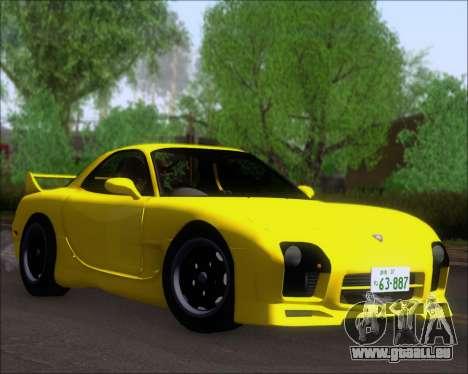 Mazda RX-7 FD3S A-Spec pour GTA San Andreas