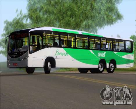 Comil Svelto BRT Scania K310IB 6x2 Sorocaba pour GTA San Andreas moteur