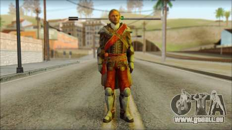 Edward Kenway Assassin Creed 4: Black Flag für GTA San Andreas