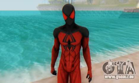 Skin The Amazing Spider Man 2 - Scarlet Spider pour GTA San Andreas