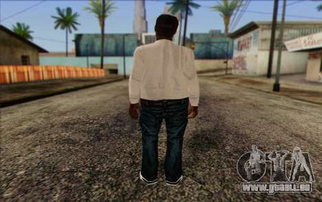 N.W.A Skin 1 pour GTA San Andreas deuxième écran
