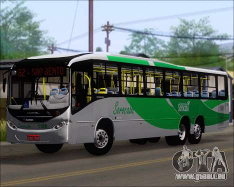 Comil Svelto BRT Scania K310IB 6x2 Sorocaba für GTA San Andreas