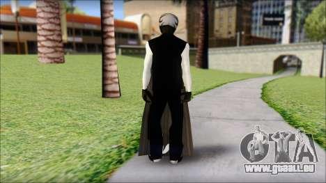 Phoenix Fly Wingsuit pour GTA San Andreas deuxième écran