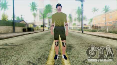 Wmymoun from Beta Version pour GTA San Andreas