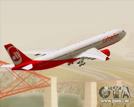 Airbus A330-300 Air Berlin pour GTA San Andreas