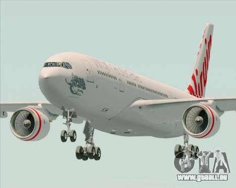 Airbus A330-200 Virgin Australia pour GTA San Andreas