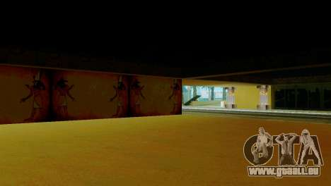 Neue Texturen der Pyramide in Las Venturas für GTA San Andreas dritten Screenshot