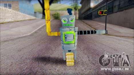 Hamsmp from Sponge Bob pour GTA San Andreas