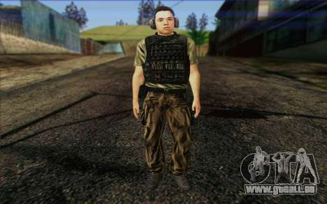 Asano from ArmA II: PMC pour GTA San Andreas