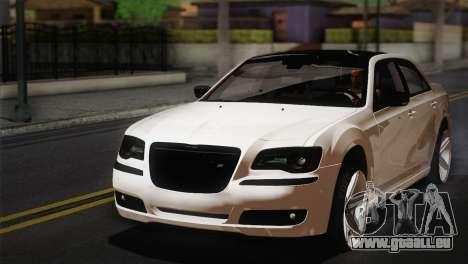 Chrysler 300C 2011 pour GTA San Andreas
