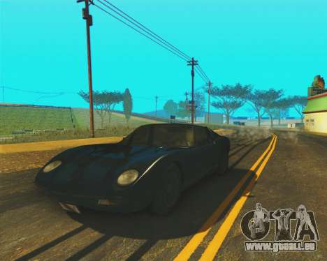 LS ENB by JayZz pour GTA San Andreas cinquième écran