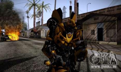Graphic mod for Medium PC für GTA San Andreas fünften Screenshot