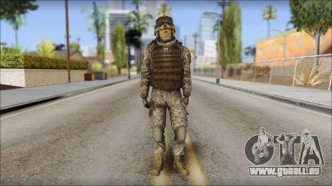 USA TD pour GTA San Andreas