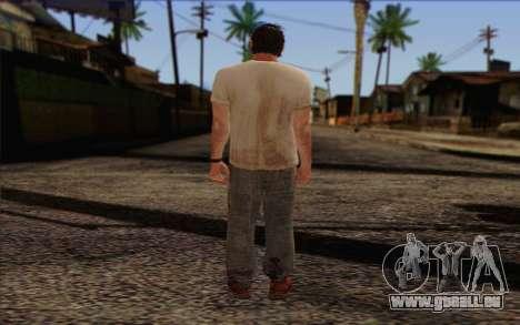 Trevor Phillips Skin v3 pour GTA San Andreas deuxième écran
