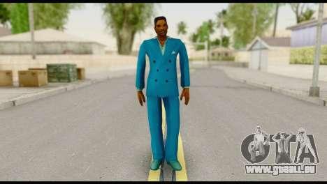 Lance Suit pour GTA San Andreas