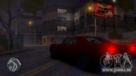 ENB-promo (0.79) v7.0 pour GTA 4 dixièmes d'écran