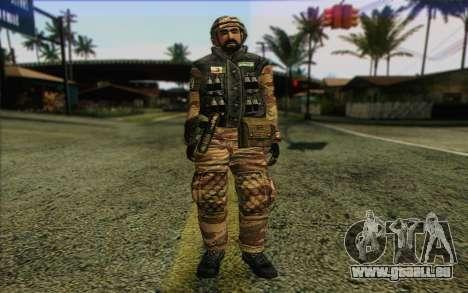 Soldaten MEK (Battlefield 2) Haut-6 für GTA San Andreas