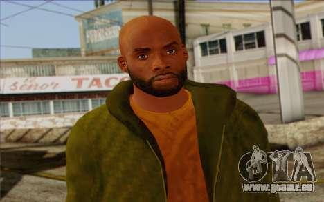 Grove Street Dealer from GTA 5 pour GTA San Andreas troisième écran