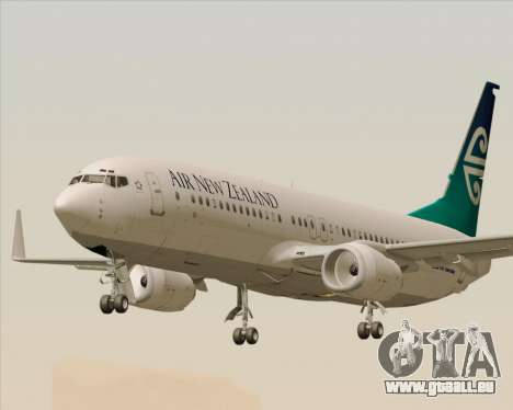 Boeing 737-800 Air New Zealand pour GTA San Andreas