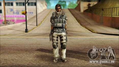 Vétéran (M) v2 pour GTA San Andreas