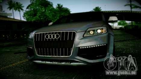 ENB series by Anonim pour GTA San Andreas deuxième écran