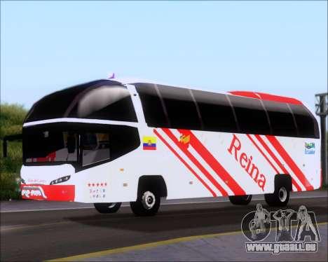 Golden Dragon Reina del Camino pour GTA San Andreas