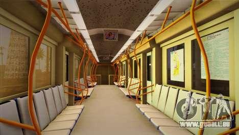 MRT-2 pour GTA San Andreas laissé vue