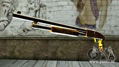 Dash Shotgun pour GTA San Andreas