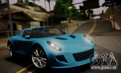 Coil Voltic from GTA 5 pour GTA San Andreas