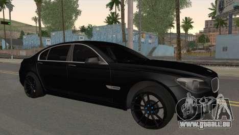 BMW 760 pour GTA San Andreas