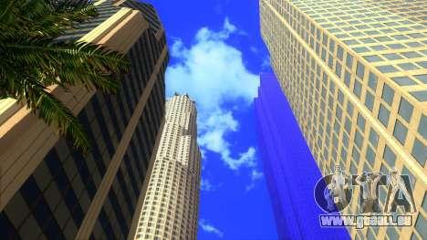 HD texture quatre gratte-ciel de Los Santos pour GTA San Andreas dixième écran