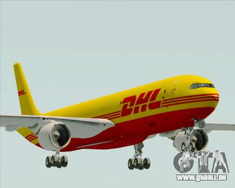 Airbus A330-300P2F DHL pour GTA San Andreas