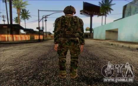 Britische Soldaten (ArmA II: BAF) v1 für GTA San Andreas zweiten Screenshot