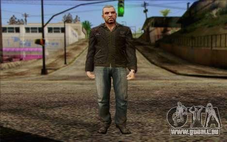 Johnny Klebitz From GTA 5 pour GTA San Andreas