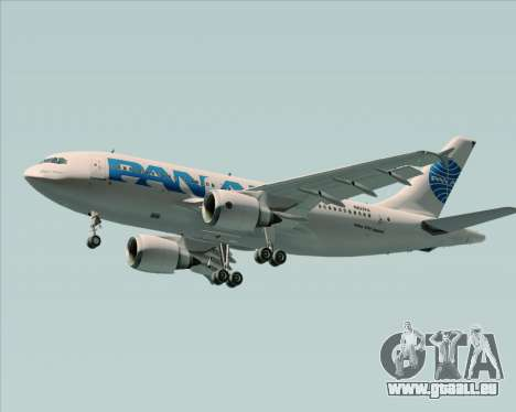 Airbus A310-324 Pan American World Airways für GTA San Andreas Motor