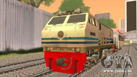 GE U20C CC 203 Old Livery pour GTA San Andreas
