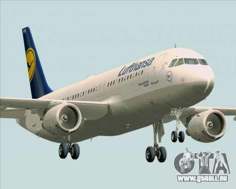 Airbus A320-211 Lufthansa pour GTA San Andreas