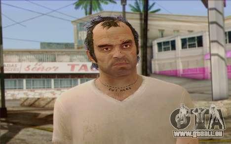 Trevor Phillips Skin v3 pour GTA San Andreas troisième écran