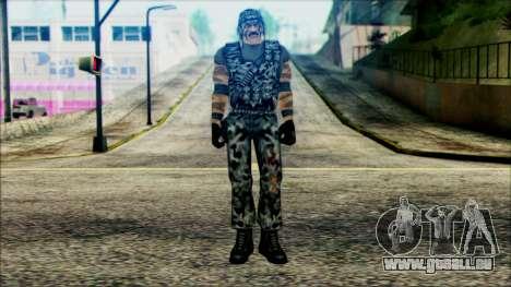 Manhunt Ped 22 pour GTA San Andreas