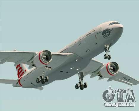 Airbus A330-200 Virgin Australia pour GTA San Andreas vue de côté