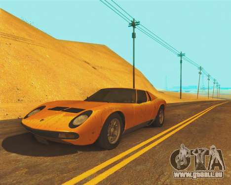 LS ENB by JayZz pour GTA San Andreas troisième écran