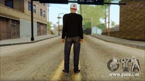 Bandit The Original pour GTA San Andreas deuxième écran