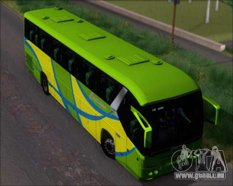 Comil Campione 3.45 Scania K420 Costenos pour GTA San Andreas vue arrière