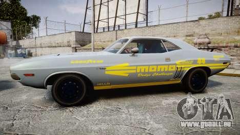 Dodge Challenger 1971 v2.2 PJ4 pour GTA 4 est une gauche