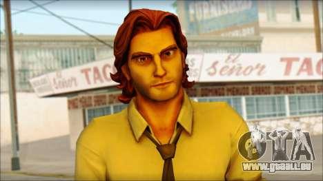 Bigdy Wolf pour GTA San Andreas troisième écran